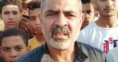 استمرار البحث عن جثة طالب غرق بنهر النيل فى الصف لليوم الخامس