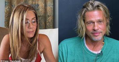 براد بيت وجينيفر أنيستون يلتقيان لأول مرة منذ 19 سنة.. صور