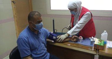 محافظ الجيزة يؤكد استهداف مبادرة علاج الأمراض المزمنة لـ 1.6 مليون مواطن