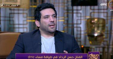حسن الرداد يكشف عن أمنيته بتقديم قصة حياة عمر الشريف فى عمل فنى