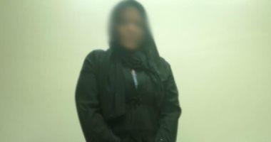 القبض على تاجرة مخدرات بحوزتها 10 طرب حشيش بنفق أحمد حمدي
