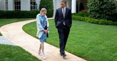 أوباما ينعي القاضية روث بادر جينسبيرج ويثني على محاربتها السرطان حتى النهاية