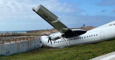 مصرع 7 أشخاص وإصابة 13 آخرين جراء تحطم طائرة في سيبيريا الروسية