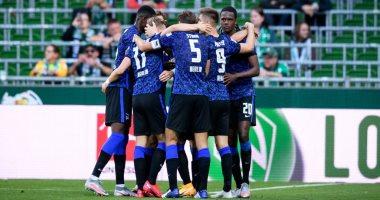 هيرتا برلين يكتسح بريمن 4-1 بالبوندزليجا.. وفوز قاتل لـ هوفنهايم ضد كولن
