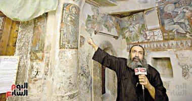 """البابا تواضروس يعين الراهب""""السريانى"""" راعيا للطائفة القبطية فى لبنان وسوريا"""