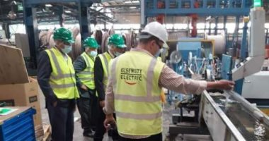 القوى العاملة بالشرقية تتأكد من تطبيق الإجراءات الإحترازية بالمصانع