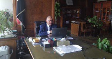 وزير الرى يترأس اجتماع لجنة إيراد النهر لمتابعة الفيضان والاستعداد للسيول