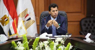 وزير الرياضة يهنئ ميار شريف.. إنجاز غير مسبوق فى الرياضة المصرية