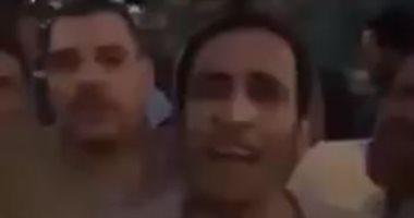 """أهالي """"أطفيح"""" يكذبون الجزيرة الإرهابية بعد فبركة المظاهرات.. فيديو"""