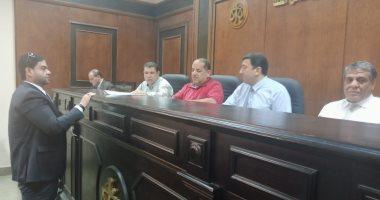 188 مرشحا لمجلس النواب بالقليوبية يتقدمون بأوراقهم لمحكمة بنها