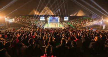 """عودة بطولة """"CIB"""" مصر الدولية المفتوحة للاسكواش تحت سفح الأهرامات"""