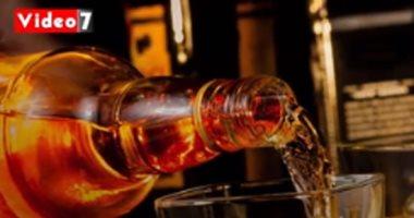 """""""ميراث الويسكى"""".. أسرة بريطانية تكون ثروة من زجاجات الخمور.. فيديو"""