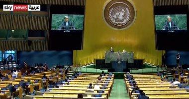 السعودية نيوز |                                              رئيس الجمعية العامة للأمم المتحدة يرحب بفتح الحدود السعودية القطرية