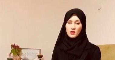 زوجة حفيد مؤسس قطر المعتقل فى سجون تميم تكشف مؤامرة اعتقاله.. فيديو