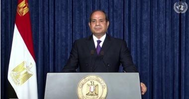 """""""سيناء تهتف للسيسى"""" يتصدر تريندات توتير.. ومغردون: """"الرئيس سيظل حامى مصر من الخونه والمرتزقة"""""""