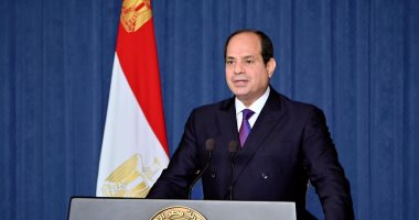 """""""اليوم السابع"""" ينشر فيديوهات كلمة الرئيس السيسى عن ليبيا وسد النهضة من داخل الأمم المتحدة"""