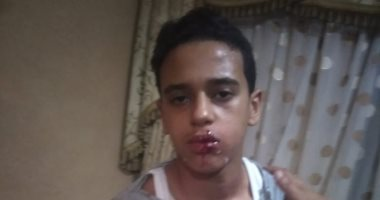 تاجر مخدرات وشقيقه يعتديان بالضرب على طفل فى بولاق الدكرور