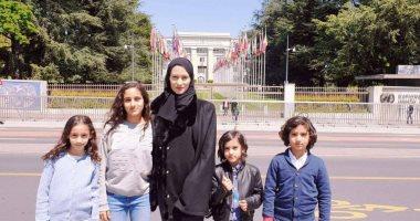 زوجة الشيخ طلال آل ثانى تستغيث لإنقاذه من التعذيب فى سجون قطر