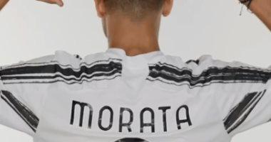 يوفنتوس يحتفى بإتمام صفقة موراتا وعودته للفريق.. فيديو وصور