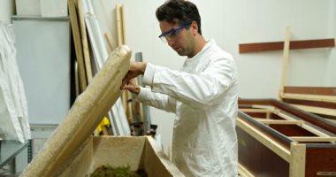 هولندا تبتكر نعشا من الفطر يحول الجثث لغذاء للنباتات.. صور
