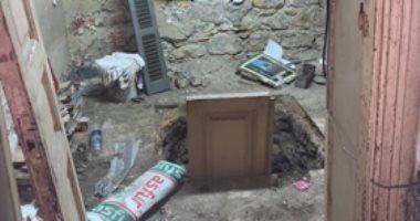حجز 8 أشخاص لقيامهم بالتنقيب عن الآثار بمدينة نصر