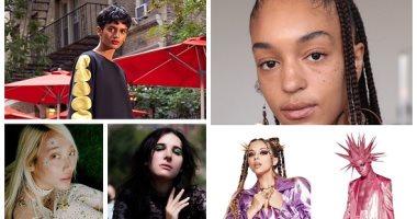 أفضل إطلالات الشعر والمكياج بأسبوع الموضة في نيويورك 2021.. البرونز متصدر
