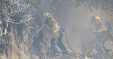 صور.. لوس أنجلوس الأمريكية تشهد  أكبر حرائق الغابات فى تاريخ المنطقة