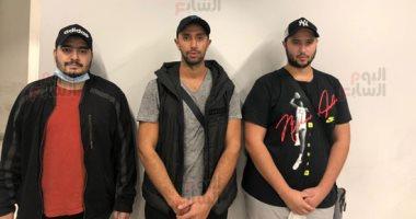 النيابة تستجوب المتهمين الثلاثة المرحلين من لبنان فى قضية الفيرمونت
