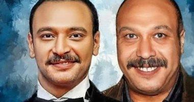 أحمد خالد صالح فى صورة جديدة مع والده الراحل.. وهنادي مهنا: ربنا يصبرك يا حبيبي