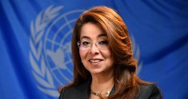 غادة والى: مصادرة آلاف الأسلحة النارية بعملية مشتركة بين الإنتربول ومنظمه الأمم المتحدة