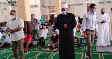 """افتتاح مساجد جديدة فى مطروح وسط فرحة غامرة """"صور"""""""