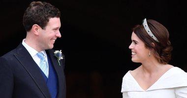الأميرة أوجيني تحتفل بالذكرى الثالثة لزواجها بصورة ورسالة رومانسية