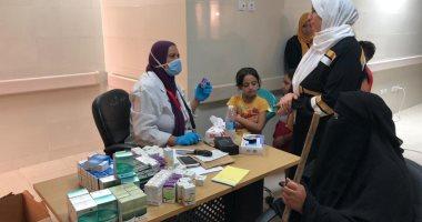 قافلة الأزهر الطبية فى شمال سيناء توقع الكشف الطبى على 2000 مواطن.. صور