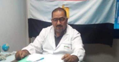 نقابة أطباء الدقهلية تنعى الشهيد رقم 32 استشارى ببنك الدم عقب وفاته بكورونا