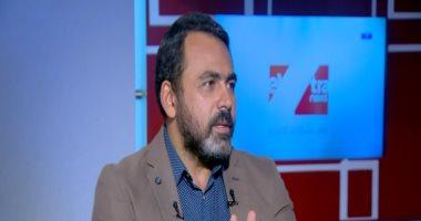 خالد صلاح ويوسف الحسينى: إعلام الإرهابية أخذ أكبر صفعة من الشركة المتحدة