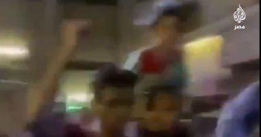 بعد كشف حقيقة فيديو المتحدة لمظاهرات نزلة السمان.. خالد صلاح: الجزيرة وأخواتها كذابين