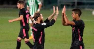 راموس ينقذ ريال مدريد من السقوط ضد بيتيس فى لقاء مثير بالليجا.. فيديو