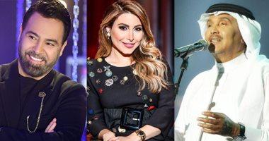 السعودية نيوز |                                              تعرف على قائمة أغنيات الاحتفال باليوم الوطنى السعودى.. عبده والحلانى الأبرز