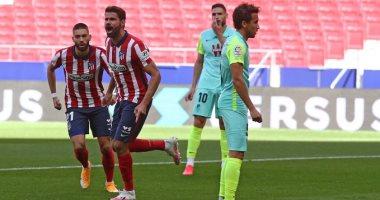 أتلتيكو مدريد ضد غرناطة.. دييجو كوستا يقود الأتليتى للتقدم بالشوط الأول