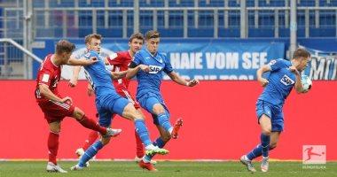 """هوفنهايم يوقف انتصارات بايرن ميونخ ويفوز عليه برباعية في الدوري الألماني """"فيديو"""""""