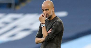جوارديولا يحقق أسوأ بداية في مسيرته بعد تعادل مانشستر سيتى مع وست هام