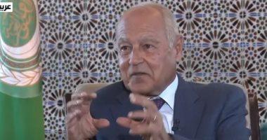 """أحمد أبو الغيط: اتفاق """"إسرائيل – الإمارات"""" أوقف ضم الضفة الغربية"""