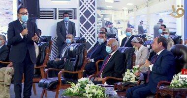 رئيس الوزراء: نخطط لإقامة مجتمع متكامل بمسطرد على غرار الأسمرات وبشاير الخير