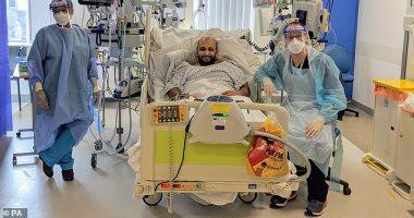أول مريض ببريطانيا يتلقى دواء التهاب المفاصل فى تجربة لعلاج كورونا