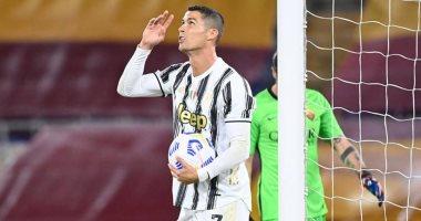 صورة رونالدو: نقطة التعادل أمام روما مهمة.. ويوفنتوس أكثر حيوية مع بيرلو