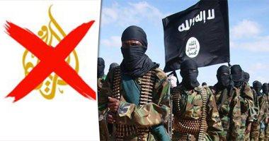 كاتب سعودي يصف قناة الجزيرة القطرية بأداة تميم بن حمد لدعم الإرهابيين