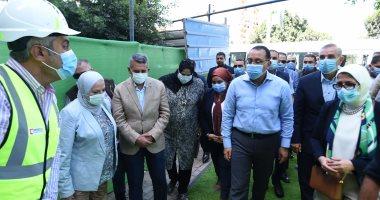 صور.. رئيس الوزراء: الحكومة تضع خدمات الصحة فى مختلف المحافظات بأجندة الأولويات