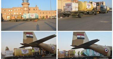 مصر ترسل عددا من خطوط إنتاج الخبز الميدانية للأشقاء بجمهورية السودان