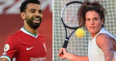 والدة لاعبة التنس ميار شريف: تشجيع محمد صلاح لها أعطاها دفعة قوية