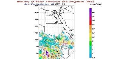 تعرف على حالة الطقس اليوم الأربعاء على منابع نهر النيل